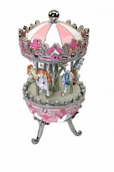 Spieluhr - Pferdekarussell