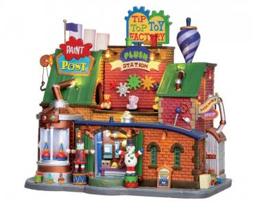 "Spieluhr "" Tip Top Toy Factory """