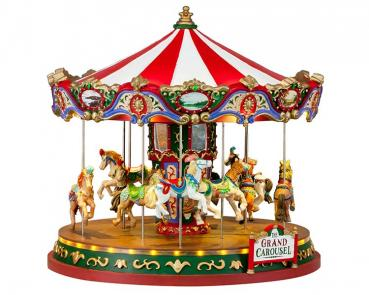 "Spieluhr ""The Grand Carousel"""